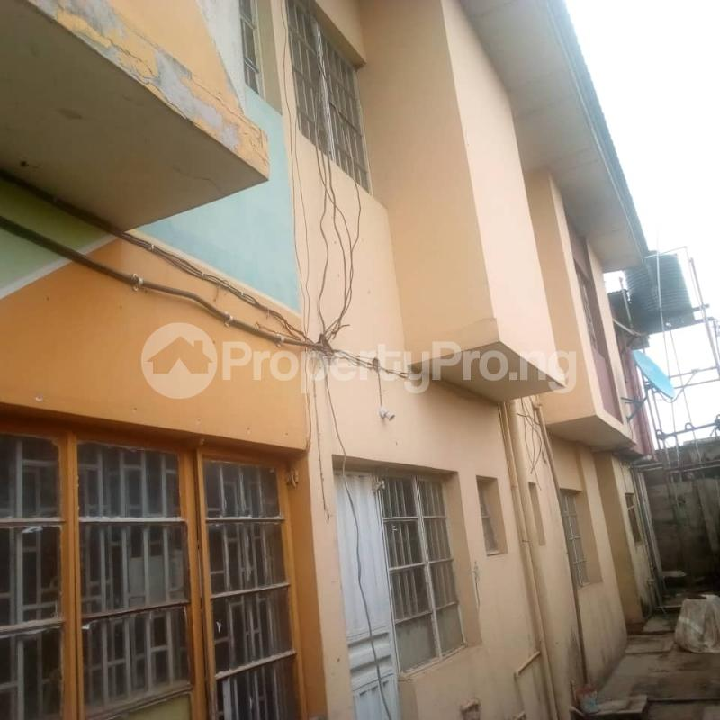 Detached Duplex House for sale Sadiku street,  ogundele Mafoluku Oshodi Lagos - 0