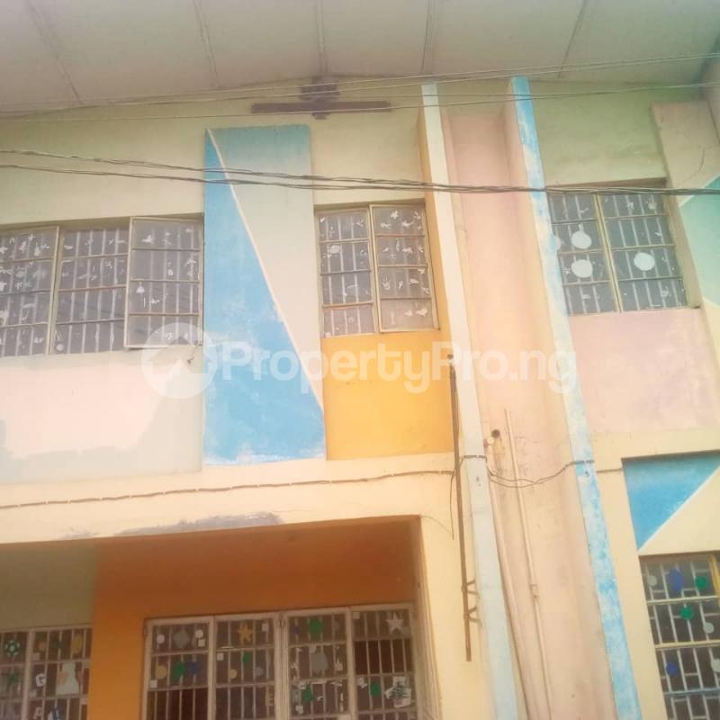 Detached Duplex House for sale Sadiku street,  ogundele Mafoluku Oshodi Lagos - 3