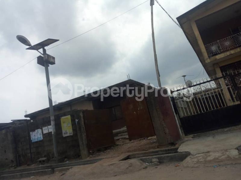 Residential Land Land for sale Salami street Mafoluku Oshodi Lagos - 2