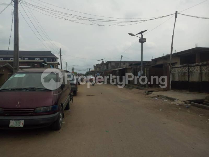 Residential Land Land for sale Salami street Mafoluku Oshodi Lagos - 0