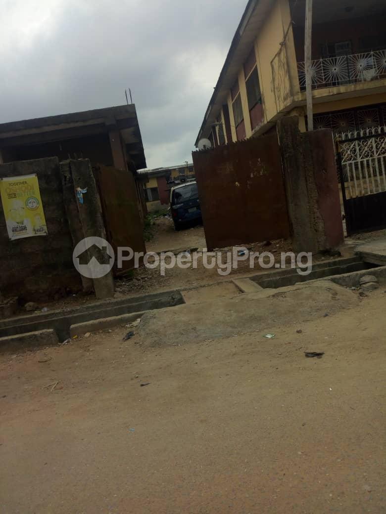 Residential Land Land for sale Salami street Mafoluku Oshodi Lagos - 1