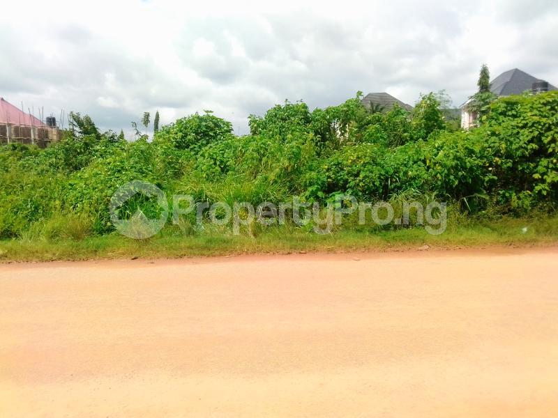 Land for sale Okpanam Asaba Delta - 0