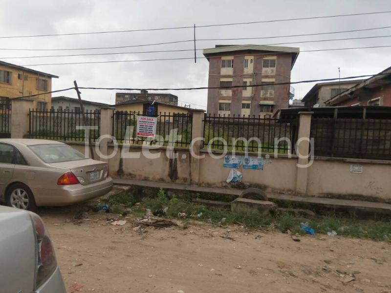 Land for sale alawode Surulere Lagos - 0