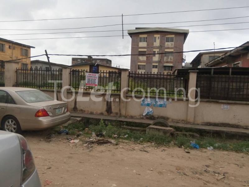 Land for sale off kilo bus stop Kilo-Marsha Surulere Lagos - 0