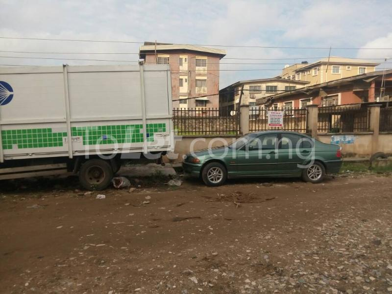 Land for sale off kilo bus stop Kilo-Marsha Surulere Lagos - 1