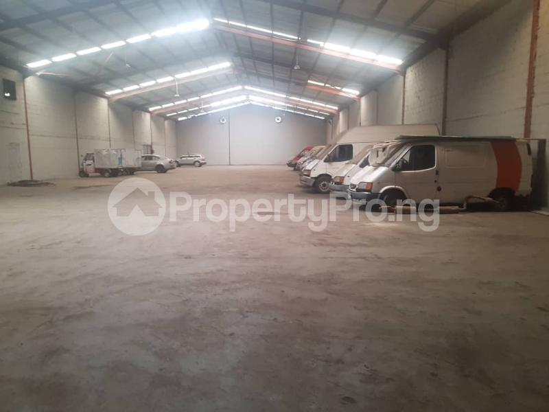 Warehouse Commercial Property for rent ... Ikeja Lagos - 0