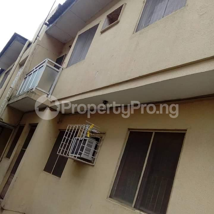 Semi Detached Duplex House for sale Gbagada Estate Medina Gbagada Lagos - 1