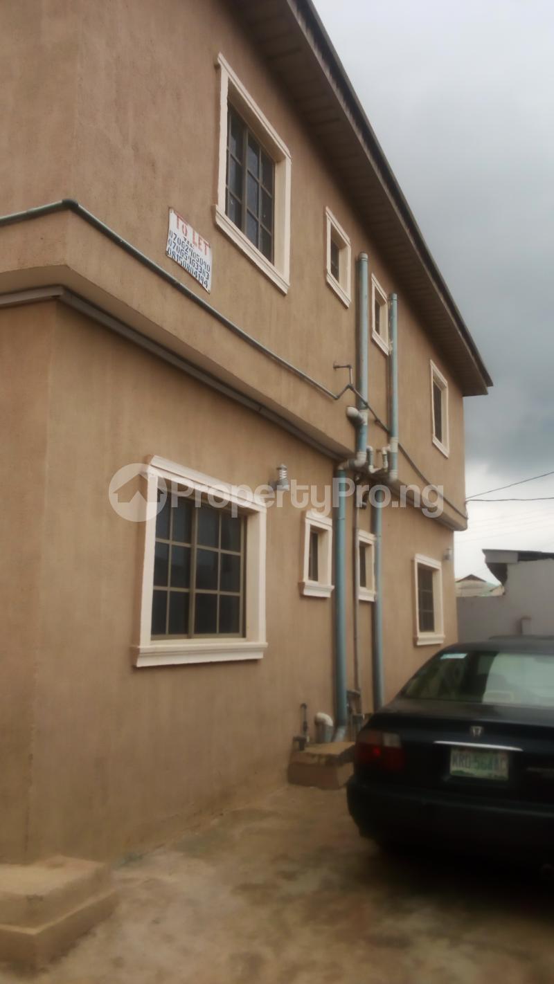 House for rent Medina Estate Medina Gbagada Lagos - 2