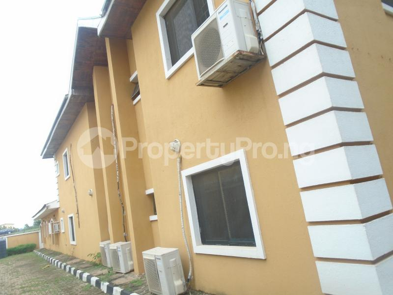 4 bedroom Detached Duplex House for rent UTAKO Utako Abuja - 0
