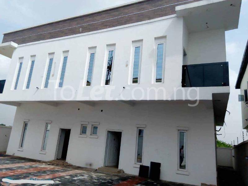 4 bedroom Terraced Duplex House for sale  Chevron alternative drive chevron Lekki Lagos - 5