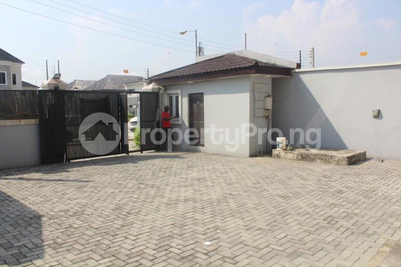 4 bedroom Detached Duplex House for rent Lekki RIght Lekki Lagos - 13