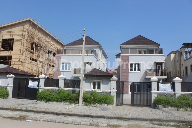 4 bedroom Detached Duplex House for rent Lekki RIght Lekki Lagos - 0