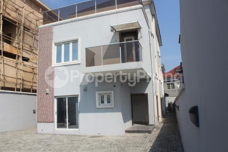 4 bedroom Detached Duplex House for rent Lekki RIght Lekki Lagos - 15