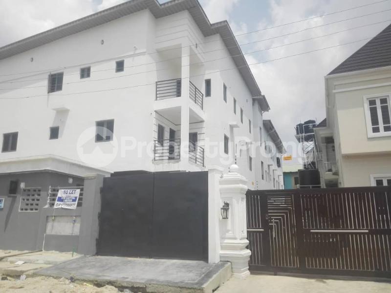 4 bedroom Flat / Apartment for rent . Idado Lekki Lagos - 0