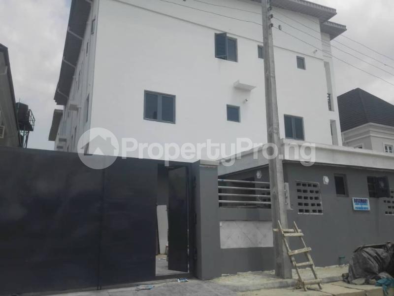4 bedroom Flat / Apartment for rent . Idado Lekki Lagos - 16