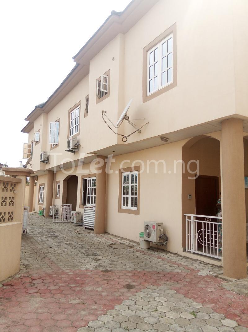 5 bedroom House for rent Bakare Street, Beside Imaad School, Bakare Estate, chevron Lekki Lagos - 0