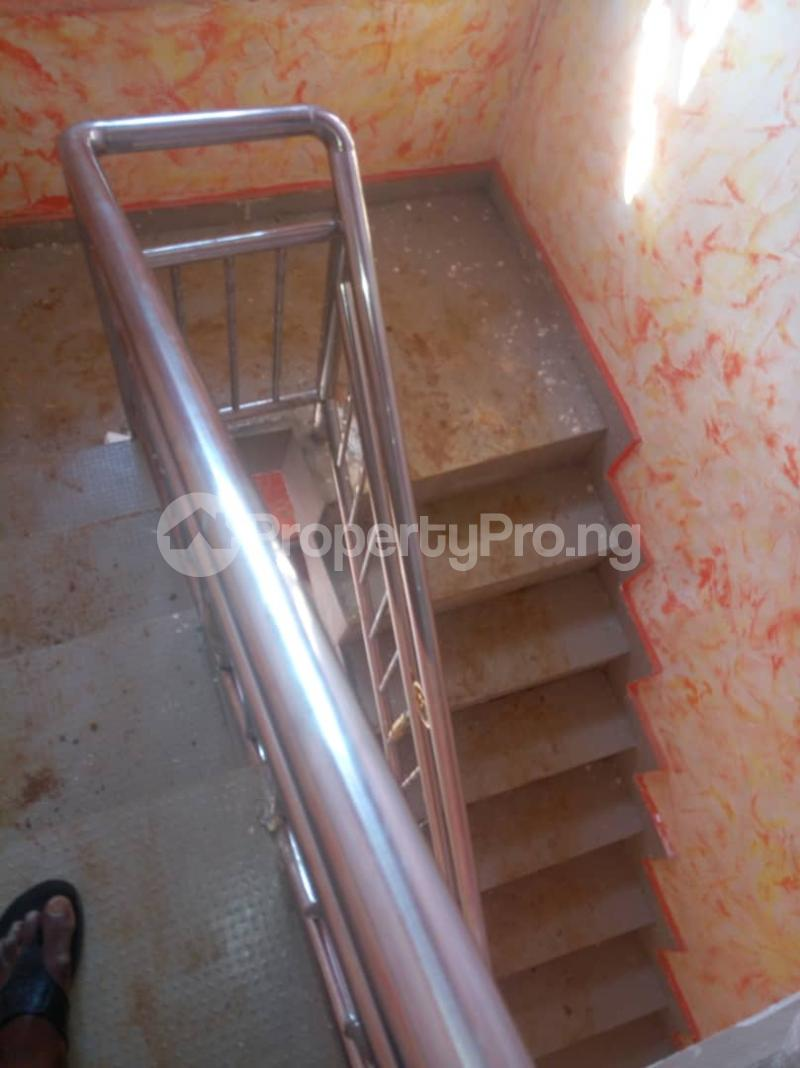 2 bedroom Flat / Apartment for rent . Abule Egba Lagos - 1