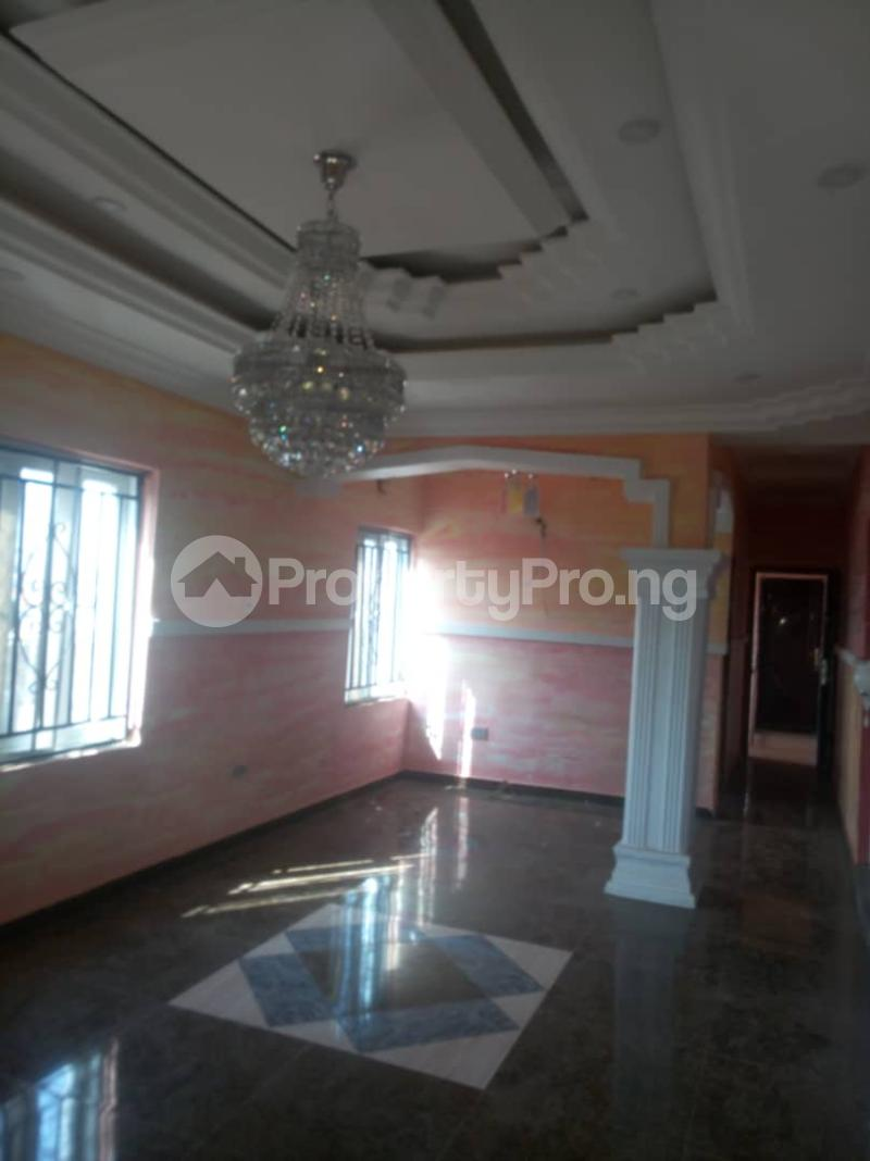 2 bedroom Flat / Apartment for rent . Abule Egba Lagos - 4