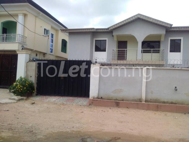 4 bedroom House for sale Oke Afa Ejigbo Ejigbo Lagos - 1
