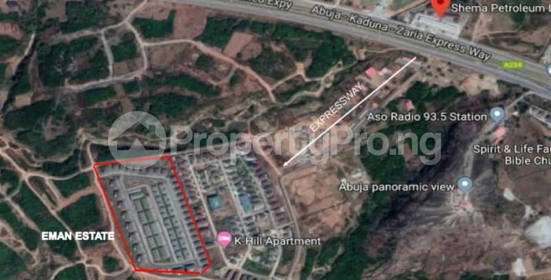Semi Detached Duplex House for sale eman estate Katampe Main Abuja - 8