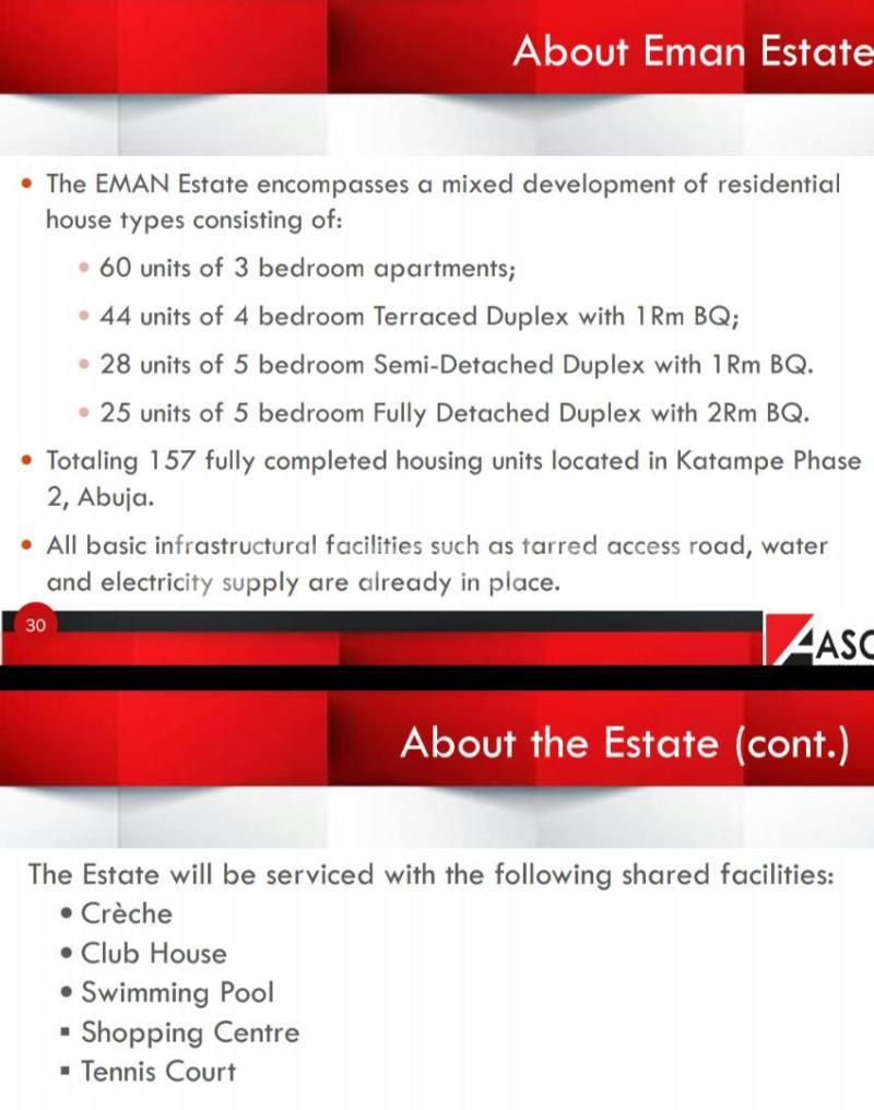 Semi Detached Duplex House for sale eman estate Katampe Main Abuja - 11