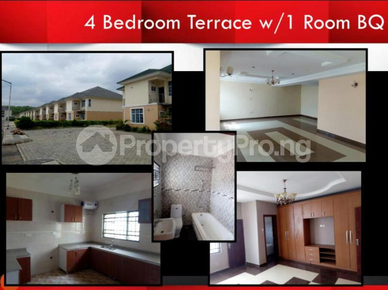Semi Detached Duplex House for sale eman estate Katampe Main Abuja - 5