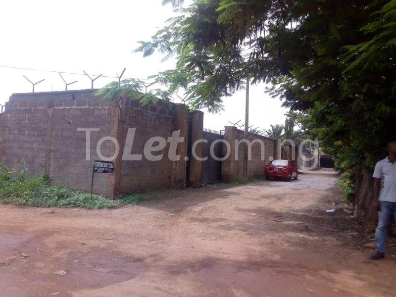 Land for sale Behind First Bank Head Office, Old GRA, Enugu Enugu Enugu - 1