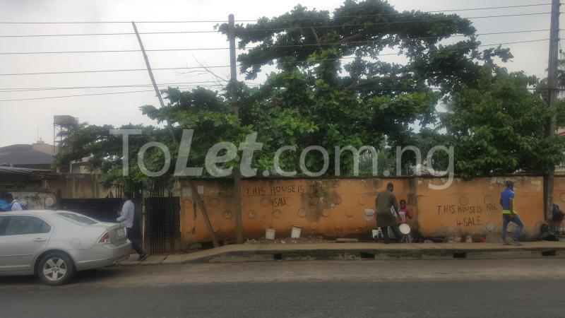 Commercial Land Land for rent Isaac john Ikeja GRA Ikeja Lagos - 4