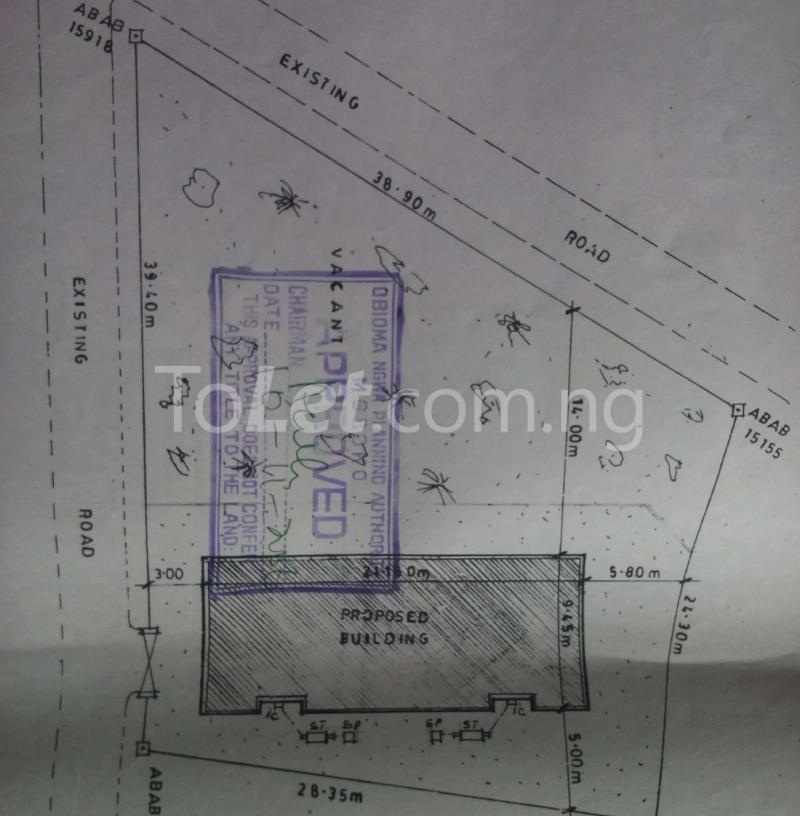 Land for sale Oweere- aba  Aba Abia - 0