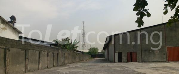 Warehouse Commercial Property for rent . Itire Surulere Lagos - 2