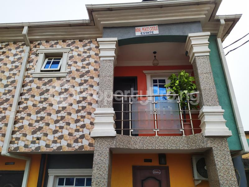 2 bedroom Flat / Apartment for rent Dopemu Dopemu Agege Lagos - 2