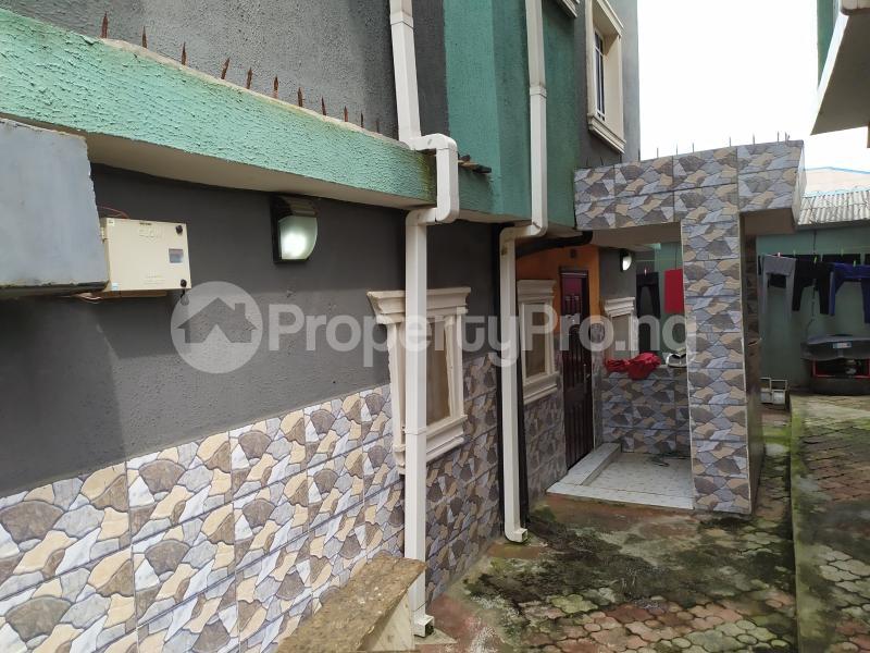 2 bedroom Flat / Apartment for rent Dopemu Dopemu Agege Lagos - 1