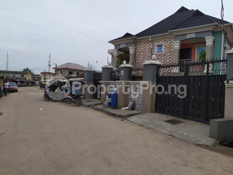 2 bedroom Flat / Apartment for rent Dopemu Dopemu Agege Lagos - 0