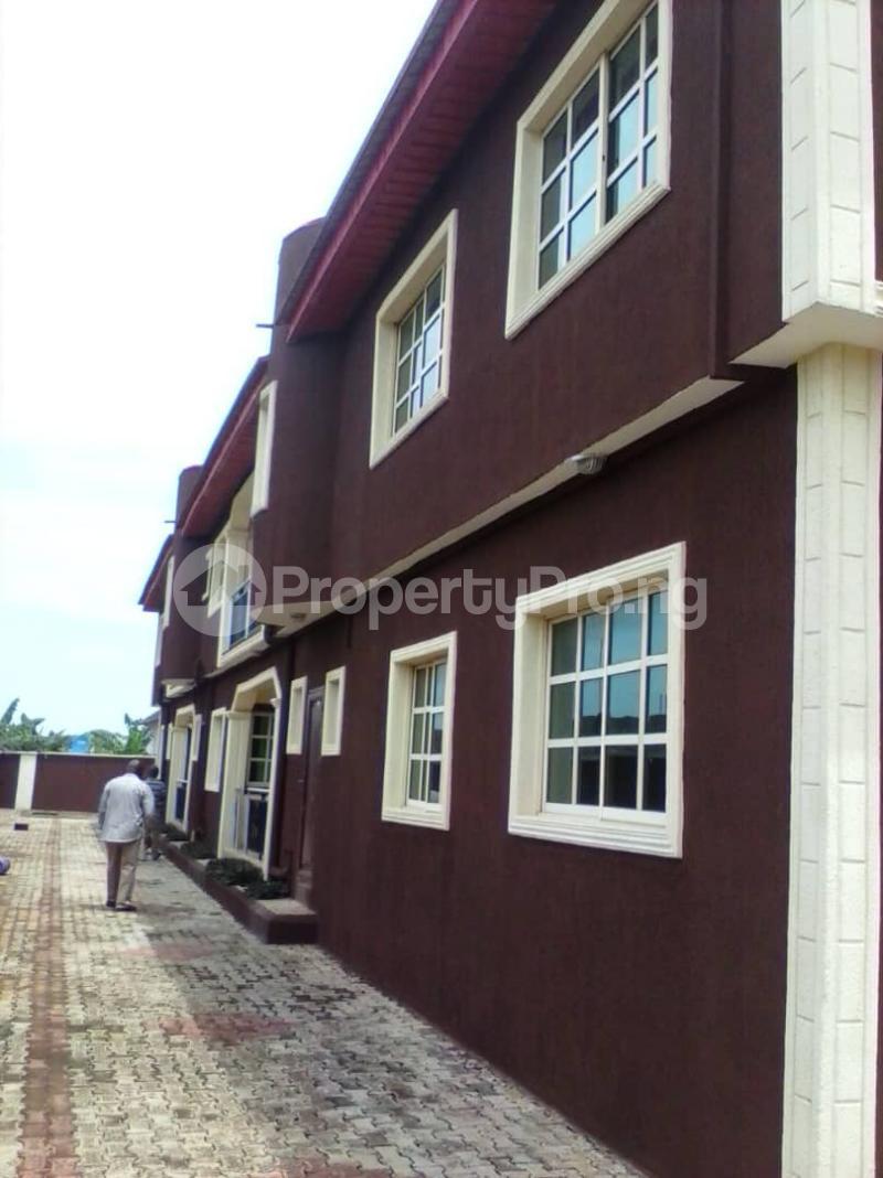 2 bedroom Self Contain Flat / Apartment for rent Ikola Abule Egba Abule Egba Lagos - 0