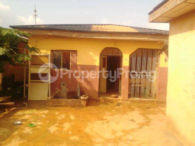 2 bedroom Terraced Bungalow House for sale Itele road after Ayobo  Ayobo Ipaja Lagos - 0