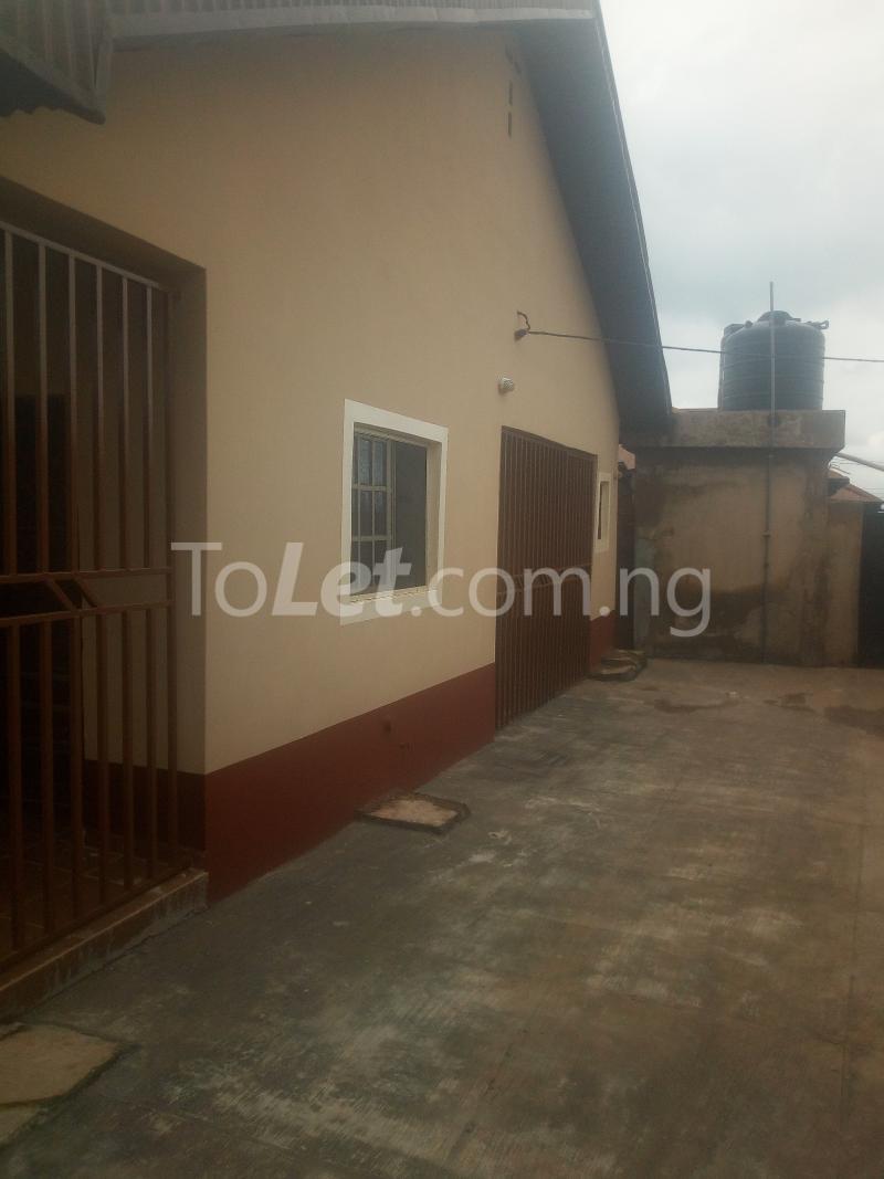 2 bedroom Semi Detached Bungalow House for rent Elewuro Akobo Ibadan Oyo - 0
