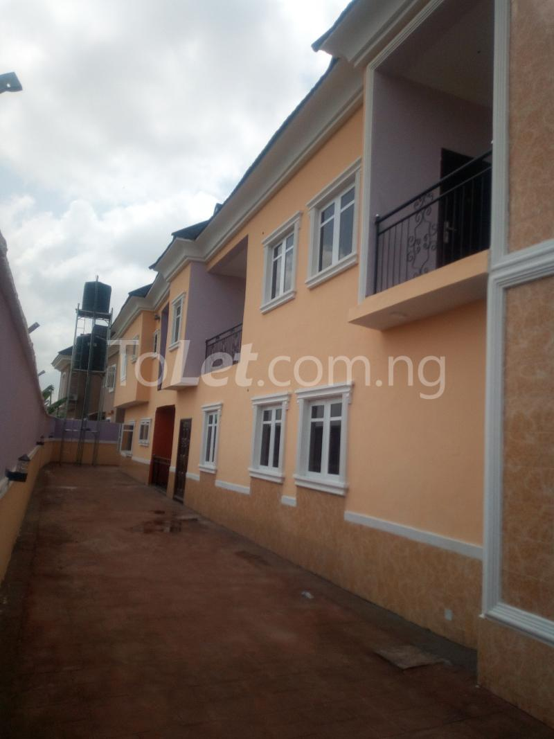 2 bedroom Flat / Apartment for rent Oluyole Main  Oluyole Estate Ibadan Oyo - 1