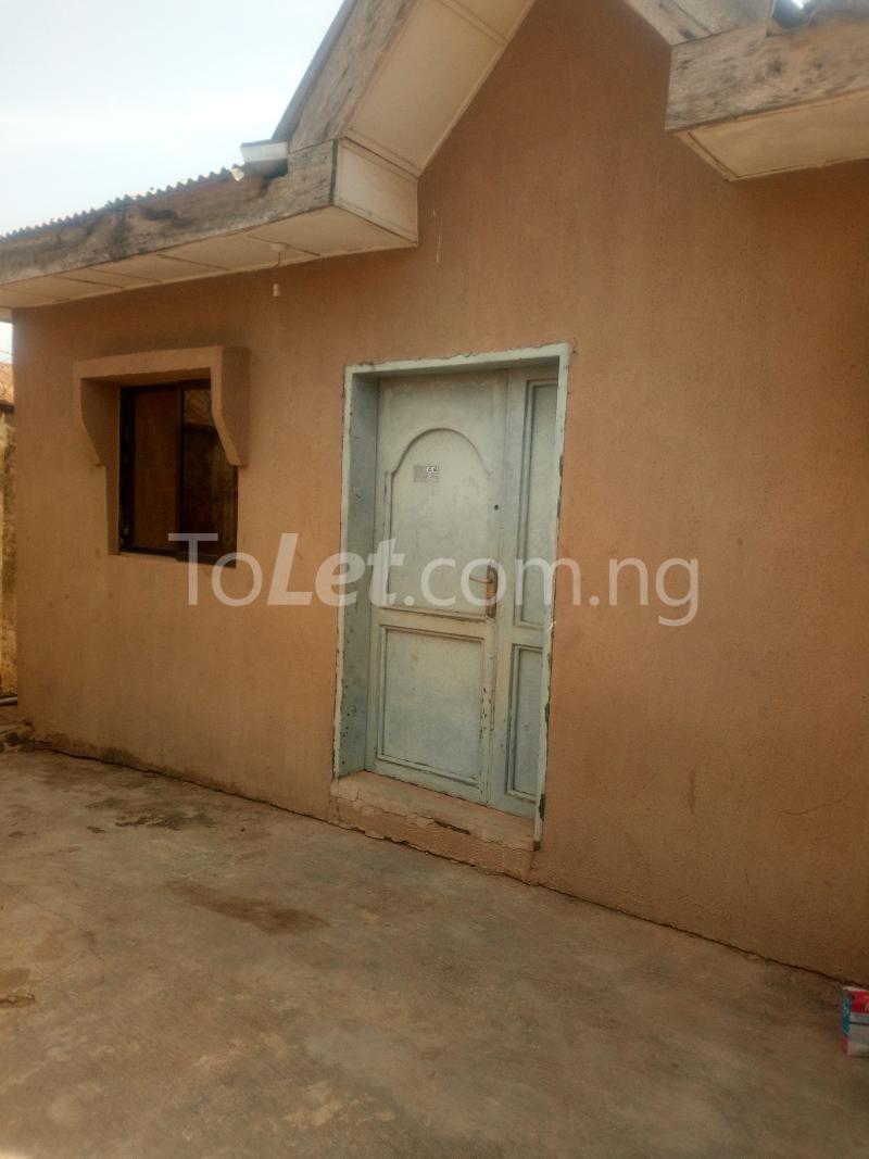2 bedroom Flat / Apartment for rent Adetokun Eleyele Ibadan Oyo - 0