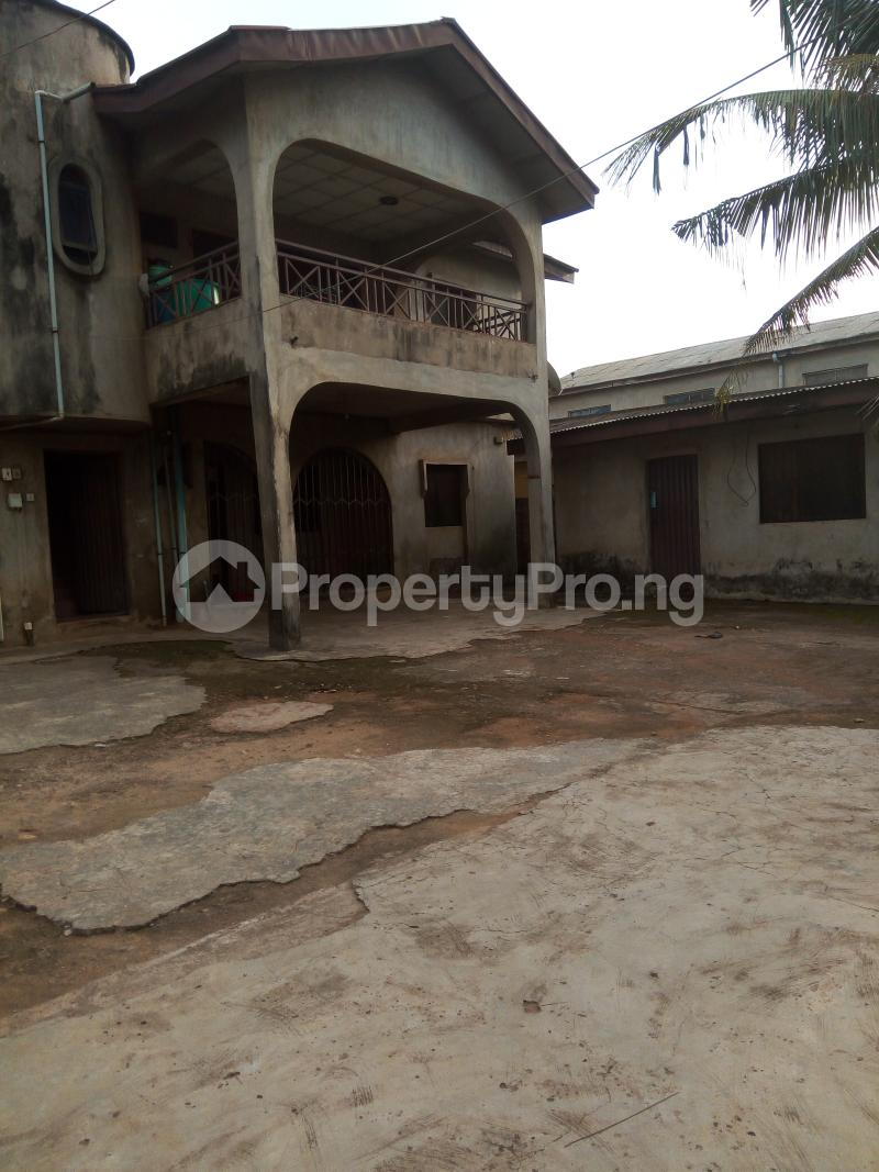 2 bedroom Shared Apartment Flat / Apartment for rent Otun akute is after ojodu /yakoyo/and alagbole Yakoyo/Alagbole Ojodu Lagos - 1