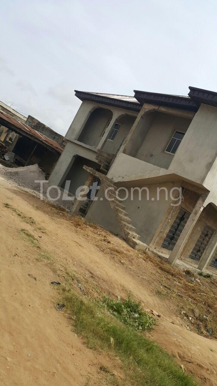 3 bedroom House for sale iyana iyesi ota Ogun state close to winners church Sangotedo Lagos - 1