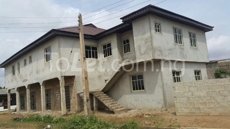 3 bedroom House for sale iyana iyesi ota Ogun state close to winners church Sangotedo Lagos - 0