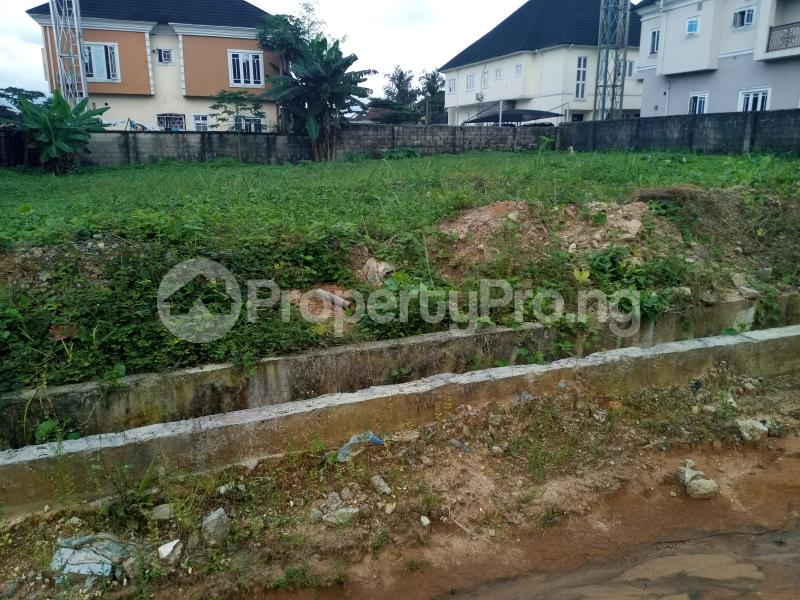 Land for sale Eliozu by Eneka shell cooperative Obio-Akpor Rivers - 0