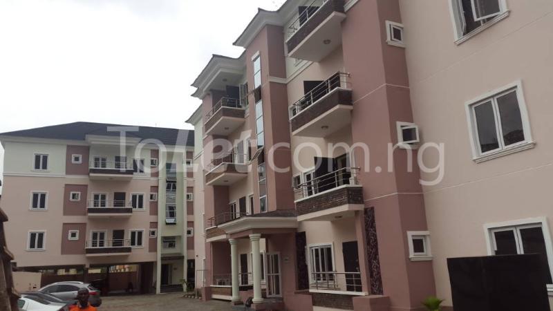 3 bedroom Boys Quarters Flat / Apartment for rent divine mews estate Sabo Yaba Lagos - 0