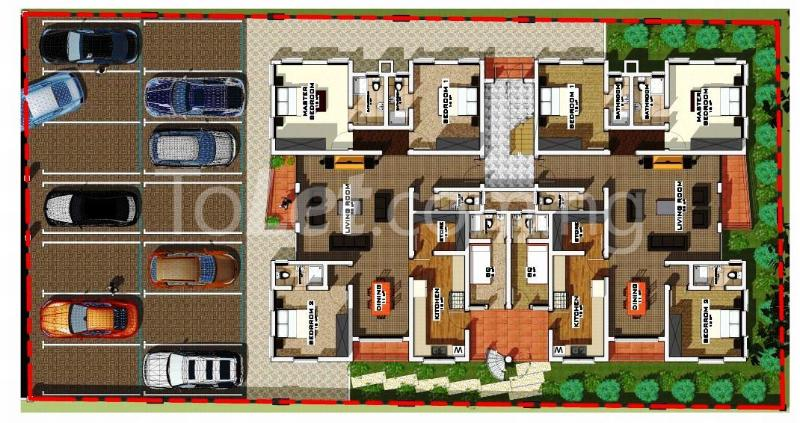 3 bedroom Flat / Apartment for sale Lanre Olumide St Agungi Lekki Lagos - 6