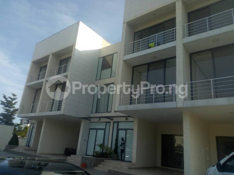 3 bedroom Terraced Duplex House for rent ... Banana Island Ikoyi Lagos - 0