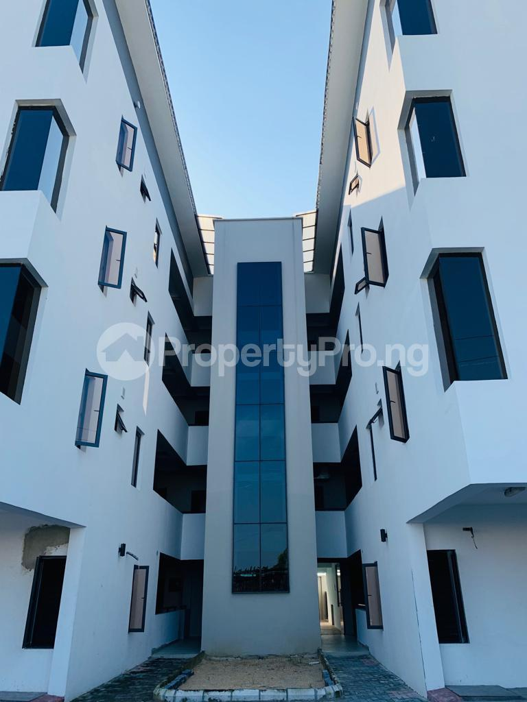 3 bedroom Flat / Apartment for rent Osapa london Lekki Lagos - 11