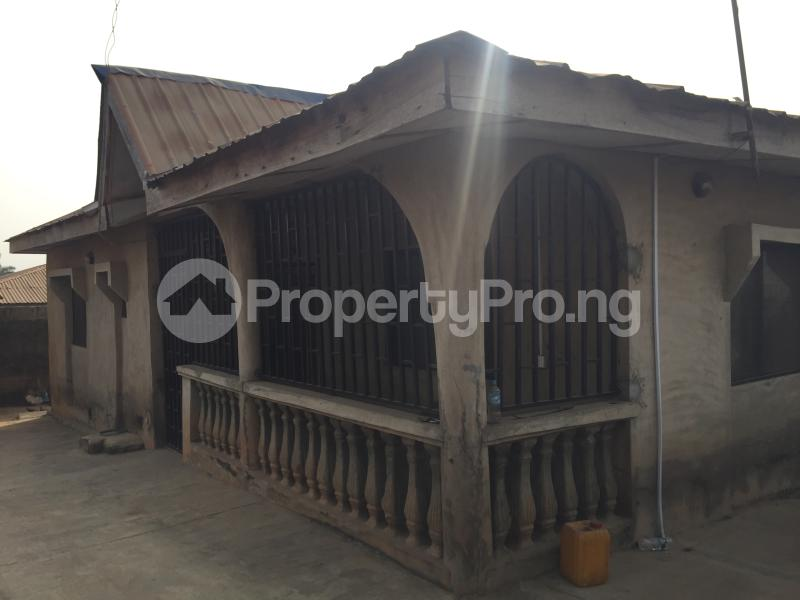 3 bedroom Detached Bungalow House for sale Olodo, Iwo Road, Ibadan Iwo Rd Ibadan Oyo - 1