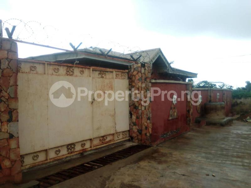 4 bedroom Detached Bungalow House for sale 3 bedroom bungalow at Olupoyi Apata after After Bembo ibadan Oluyole Estate Ibadan Oyo - 5