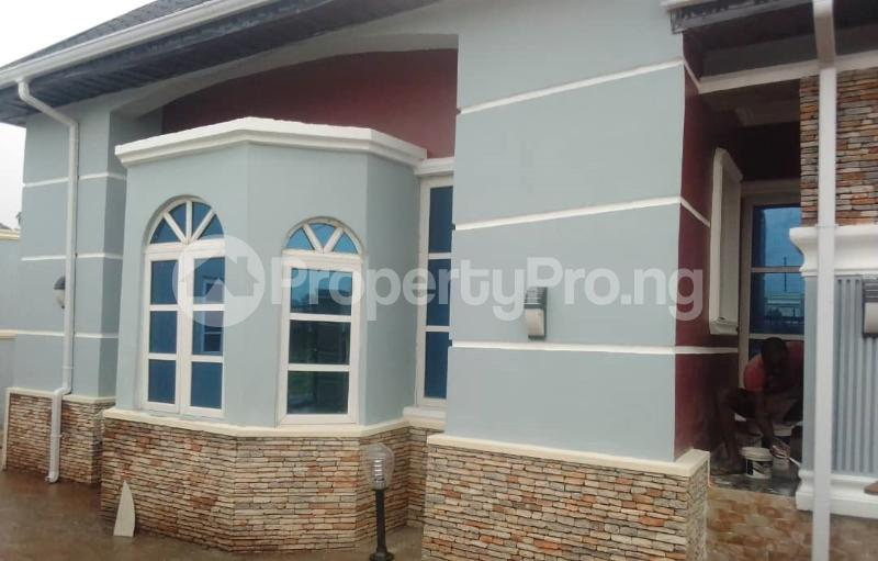 3 bedroom Terraced Bungalow House for sale  behind ojoo army barrack ibadan Akinyele Oyo - 1