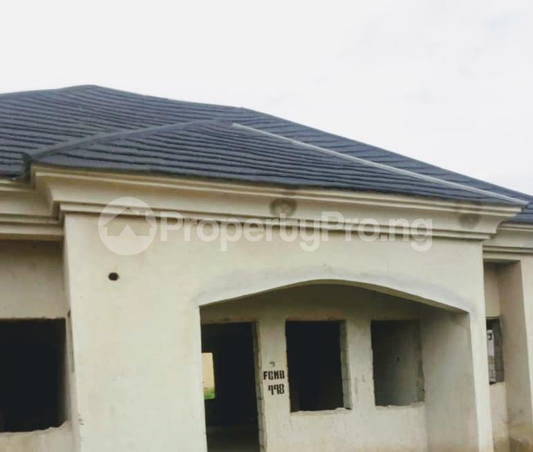 Detached Bungalow House for sale Karsana, gwarimpa extension Gwarinpa Abuja - 1